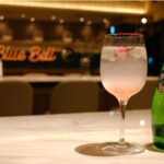 "ALL DAY CAFE & DINING ""The Blue Bell""『SAKURA×Perrier』"