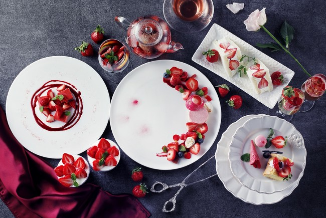 Strawberry Selection