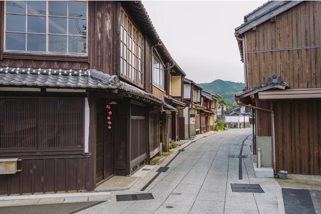 重要伝統的建造物群保存地区「小浜西組」