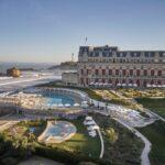 ホテル デュ パレ ビアリッツ (フランス・ビアリッツ) Hôtel du Palais Biarritz