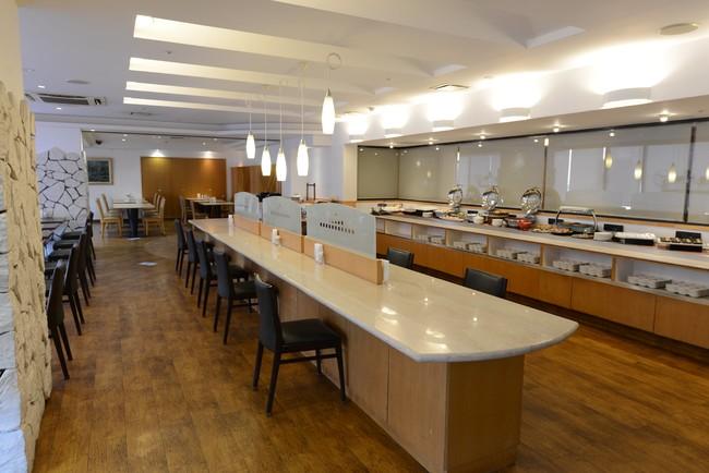 アパホテル〈室蘭〉レストラン