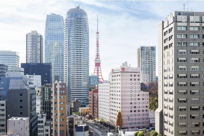 東京虎ノ門東急REIホテル 外観