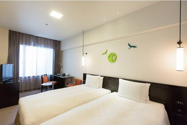 ザ ロイヤルパークホテル 京都三条 客室例