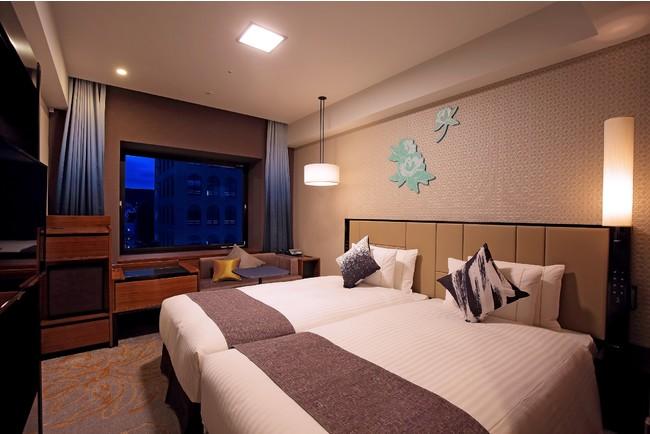 ザ ロイヤルパークホテル 京都四条 客室例