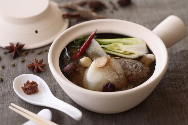 「皇家龍鳳 薬膳鍋」イメージ