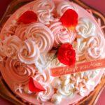 カフェ&グルメショップ カフェベル「母の日ケーキ」