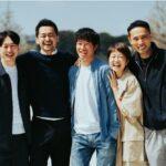 写真左から小路輔、CEO 福島弦、Founder 兼 Brand Director 本間貴裕、山川咲、加藤匡毅