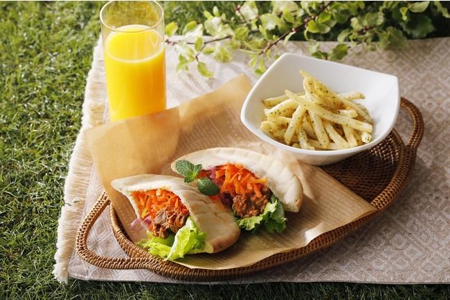 世界のサンドイッチ~モロッコ編