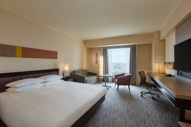 ハイアット リージェンシー 東京:5連泊以上の宿泊プラン 「ワーク・フロム・ハイアット 5+」 を販売するハイアットの国内ホテル客室イメージ