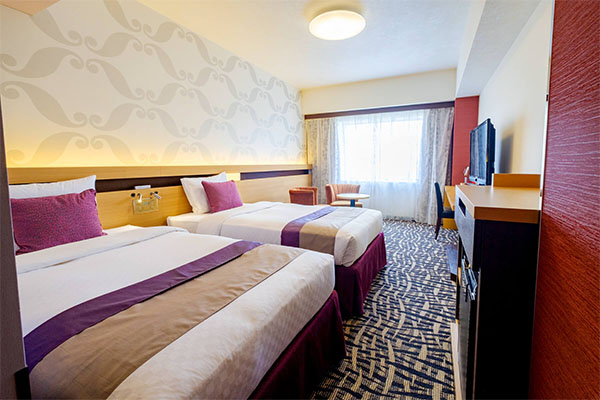 ホテルメトロポリタン エドモント(客室イメージ)