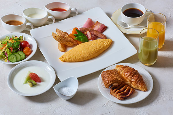 ホテルメトロポリタン(池袋)(朝食イメージ)
