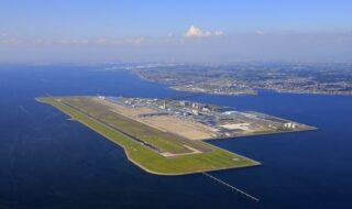 2050年までにCO2排出実質ゼロを表明した中部国際空港