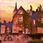 日本唯一、移築復元されたヨーロッパの古城 ロックハート城