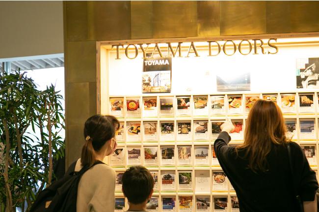 能作の社員が実際に取材して作成した観光カードは約200種類