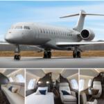 【ボンバルディア社の最新機種「Global 7500」】